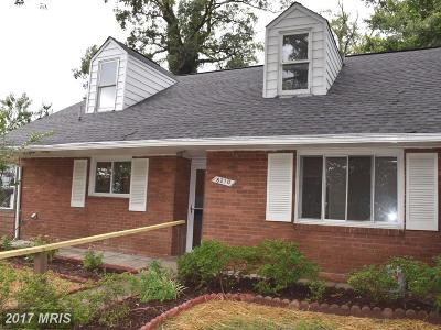 Montgomery Single Family Home For Sale: 8210 Tahona Drive