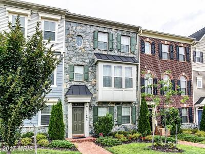 Montgomery Townhouse For Sale: 11893 Snowden Farm Parkway