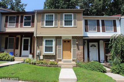 Silver Spring Condo For Sale: 13925 Palmer House Way #29