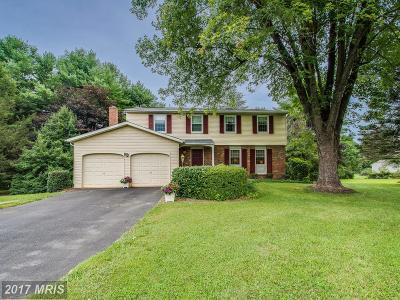 Gaithersburg Single Family Home For Sale: 22513 Griffith Drive