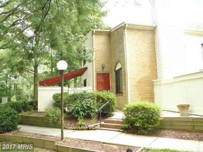 Montgomery Townhouse For Sale: 9435 Gentle Circle