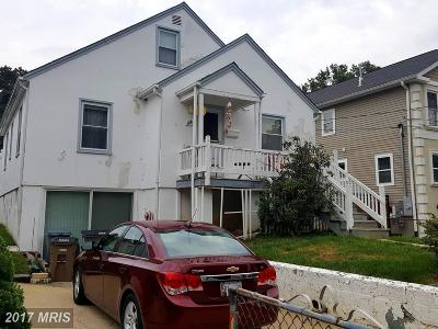 Rockville Single Family Home For Sale: 328 Howard Avenue