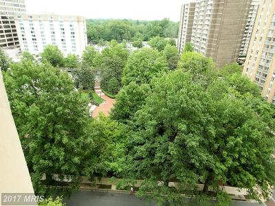 Chevy Chase Condo For Sale: 5500 Friendship Boulevard #2006N