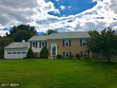 Brookeville Single Family Home For Sale: 19238 Dimona Drive