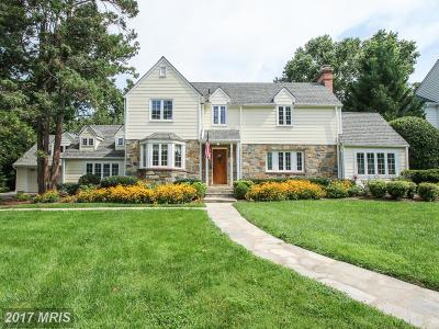 Washington, Burtonsville, Gaithersburg, Germantown, Rockville, Beltsville, Bowie, College Park, Glenn Dale, Greenbelt, Kettering, Lanham, Largo, Laurel, Mitchellville, Upper Marlboro Single Family Home For Sale: 4105 Beverly Road