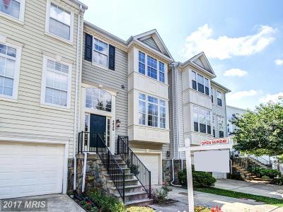 Olney Townhouse For Sale: 4828 Waltonshire Circle
