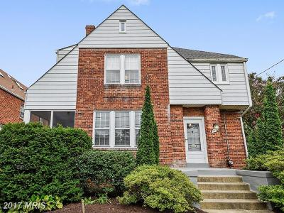 Silver Spring Single Family Home For Sale: 710 Wayne Avenue