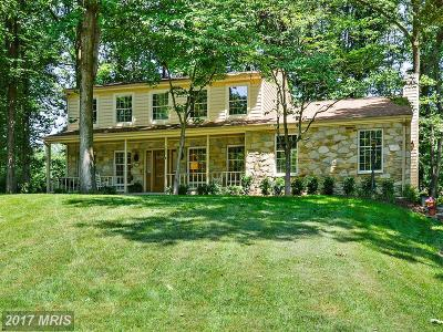 Silver Spring Single Family Home For Sale: 204 Colesville Manor Drive