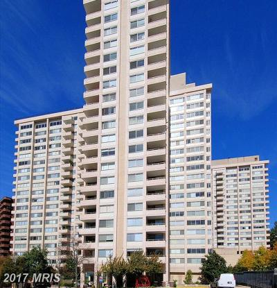Chevy Chase Condo For Sale: 4515 Willard Avenue #2417