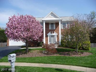 Olney Single Family Home For Sale: 4500 Daly Manor Place