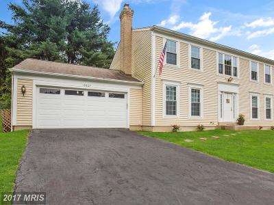 Gaithersburg Single Family Home For Sale: 18805 Still Meadows Court