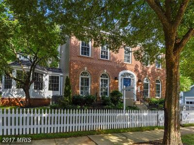 Gaithersburg Single Family Home For Sale: 110 Thrift Street