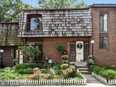 Potomac Townhouse For Sale: 8113 Inverness Ridge Road