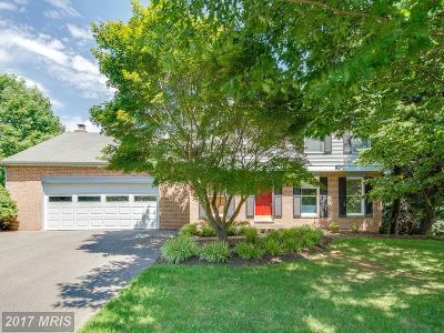 Damascus Single Family Home For Sale: 5 Showbarn Court