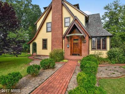 Silver Spring Single Family Home For Sale: 611 Pershing Drive