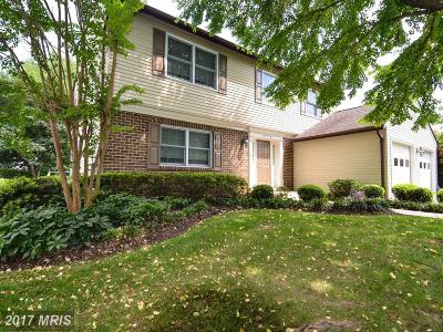 Gaithersburg Single Family Home For Sale: 18730 Calypso Place