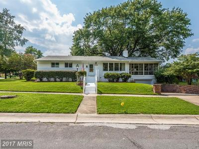 Silver Spring Single Family Home For Sale: 1500 Ladd Street