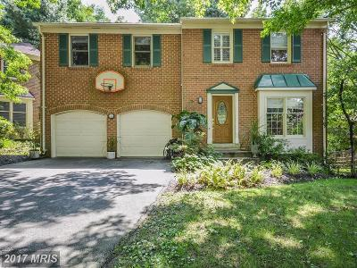 Kensington Single Family Home For Sale: 2506 Campbell Place