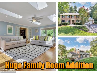 Rockville MD Single Family Home For Sale: $665,000