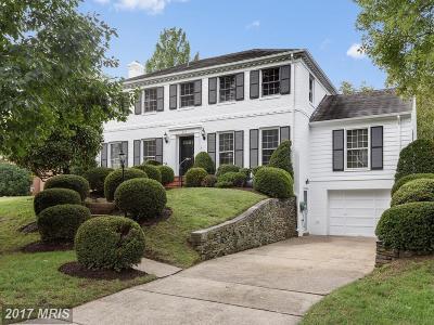 Single Family Home For Sale: 6113 Overlea Road