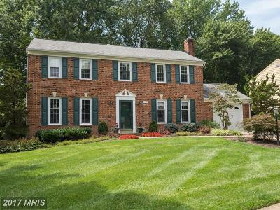 Silver Spring Single Family Home For Sale: 1621 Rainbow Drive