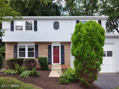Germantown Single Family Home For Sale: 19148 Saint Johnsbury Lane