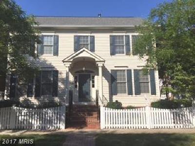 Bethesda Single Family Home For Sale: 4907 Flint Drive