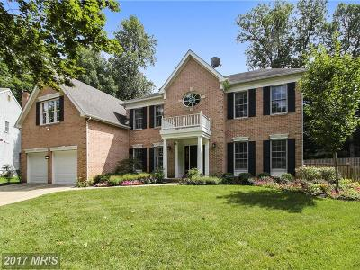 Gaithersburg Single Family Home For Sale: 20401 Epworth Court