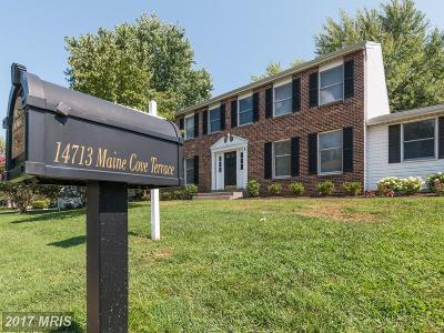 Single Family Home For Sale: 14713 Maine Cove Terrace