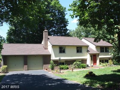 Gaithersburg Single Family Home For Sale: 9734 Wightman Road