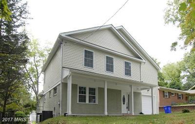 Kensington Single Family Home For Sale: 2919 Burtonhill Drive
