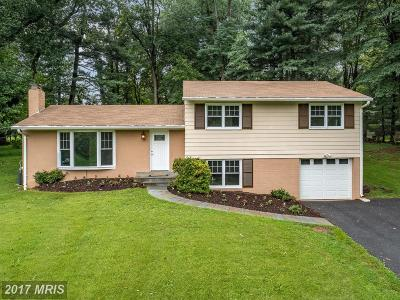 Bethesda Single Family Home For Sale: 5006 Wyandot Court