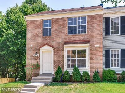 Germantown Townhouse For Sale: 18933 Treebranch Terrace