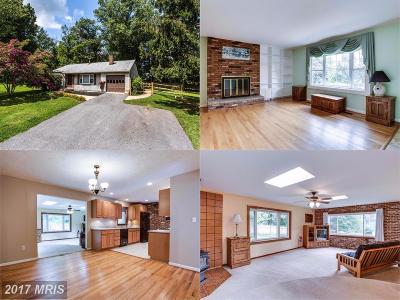 Derwood Single Family Home For Sale: 17808 Muncaster Road