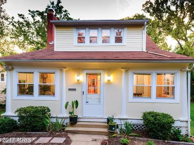 Rockville Single Family Home For Sale: 713 Montgomery Avenue W