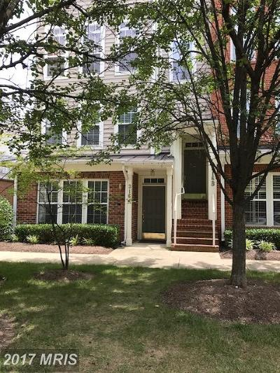Gaithersburg MD Townhouse For Sale: $374,900