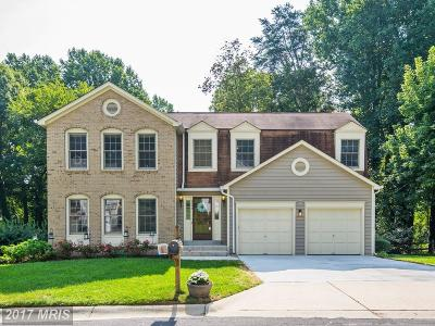 Gaithersburg Single Family Home For Sale: 9836 Mainsail Drive