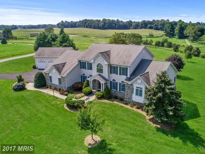 Brookeville, Olney Single Family Home For Sale: 4108 Brookeville Road