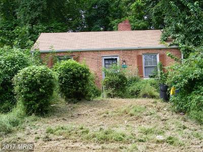 Silver Spring Single Family Home For Sale: 204 Geneva Avenue