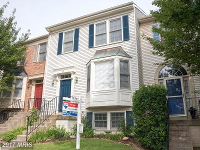 Germantown Townhouse For Sale: 31 Drumcastle Court