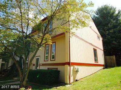 Damascus Townhouse For Sale: 25719 Valley Park Terrace #D-1