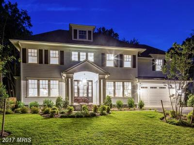 Bethesda Single Family Home For Sale: 9502 Brooke Drive