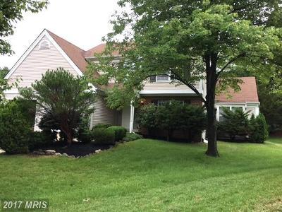 Burtonsville Single Family Home For Sale: 14433 Turbridge Court