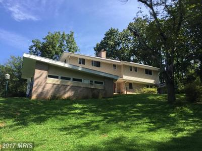 Gaithersburg Single Family Home For Sale: 13301 Darnestown Road