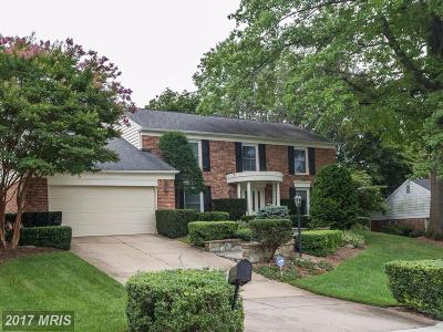 Rockville Single Family Home For Sale: 8717 Hickory Bend Trail