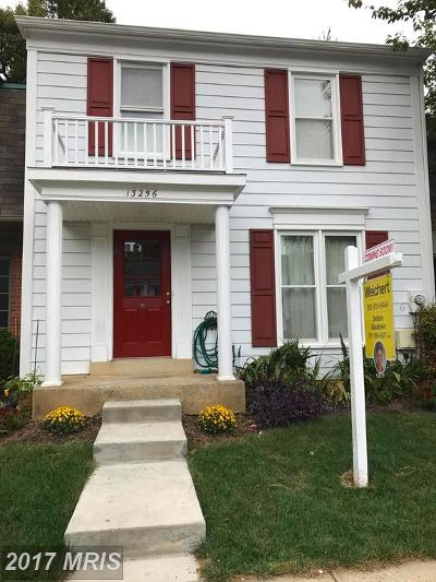 Germantown Townhouse For Sale: 13256 Country Ridge Drive