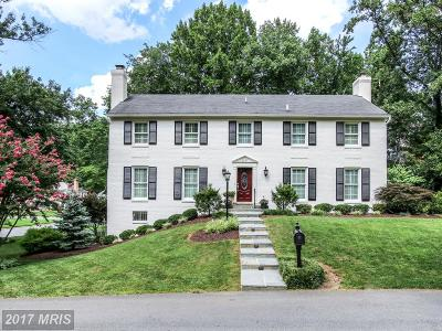 North Bethesda Single Family Home For Sale: 6229 Starwood Way