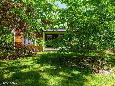 Washington Grove Single Family Home For Sale: 9 Circle Circle