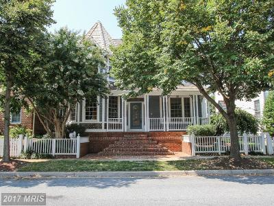 Gaithersburg Single Family Home For Sale: 608 Kent Oaks Way