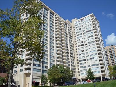 Chevy Chase Condo For Sale: 4515 Willard Avenue #2105S